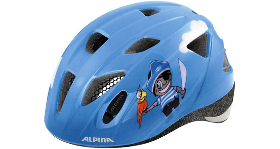 Alpina Ximo Helmet Juniors pirate